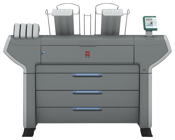 Плоттеры и широкоформатные принтеры