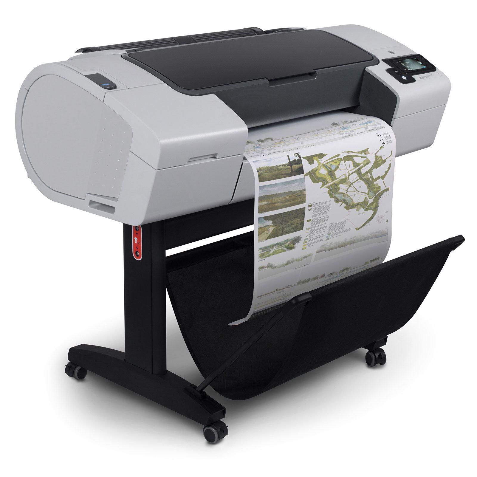 Плоттер HP Designjet T790 ePrinter