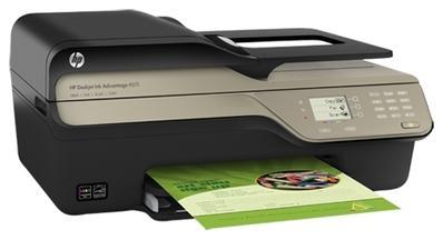 HP Deskjet Ink Advantage 4600 All-in-One