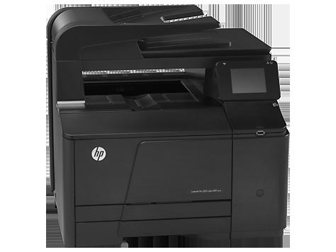 HP LaserJet Pro 200