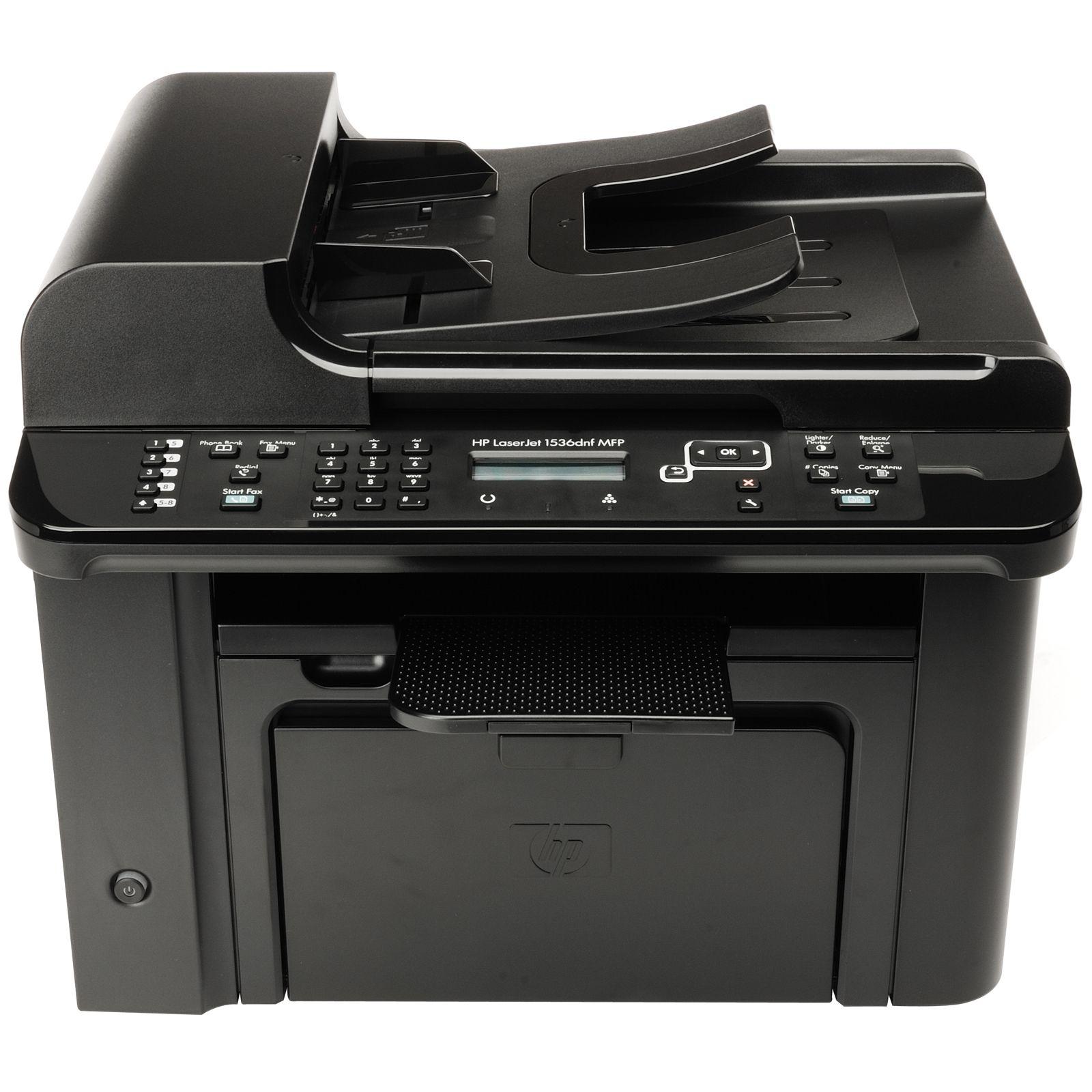 МФУ HP LaserJet Pro M1536dnf
