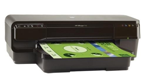 Широкоформатны принтер HP Officejet 7110