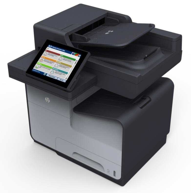 HP Officejet Enterprise Color MFP X585dnf