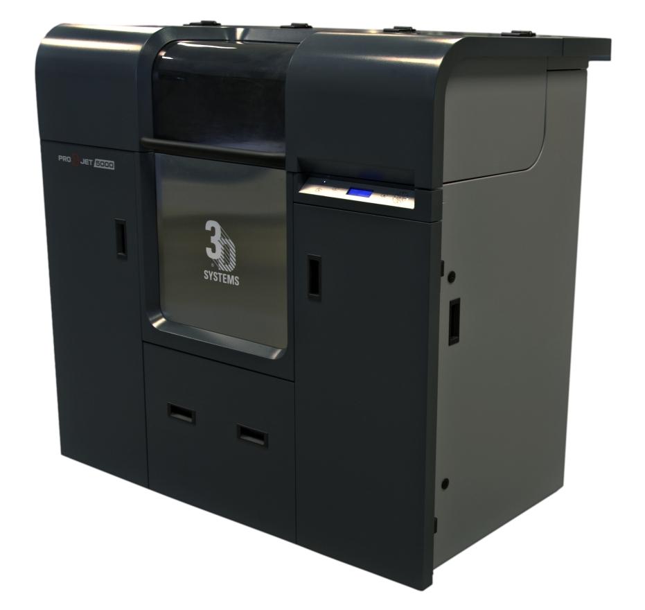 Профессиональные 3d-принтеры ProJet