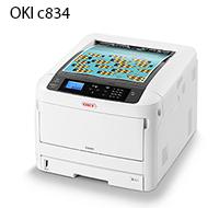 OKI c834