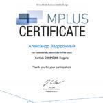 Сертификаты и награды Konica Minolta
