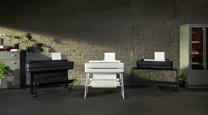 Обновление широкоформатных принтеров HP