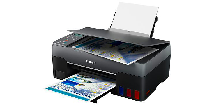 Новые струйные принтеры и МФУ серии PIXMA G от Canon со встроенной СНПЧ