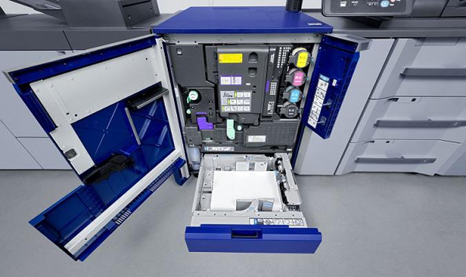 Konica Minolta представила новые печатные машины среднего класса AccurioPress C7100