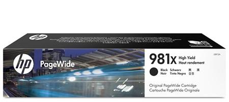 Картридж HP 981X черный