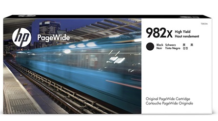 Картридж HP 982х черный