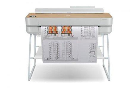 HP DesignJet Studio признаны самыми популярными широкоформатными принтерами