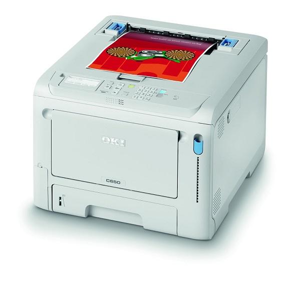 Oki C650 — компактный, производительный, экономичный… цветной! Встречайте в Леком!