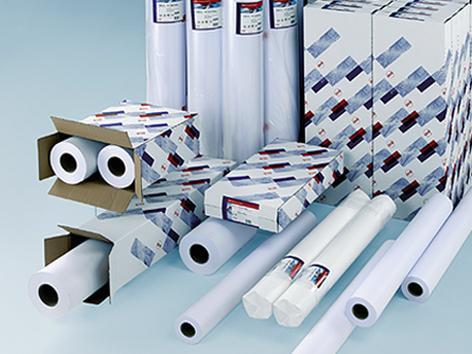 Рулон бумаги a1 для печати на плоттере