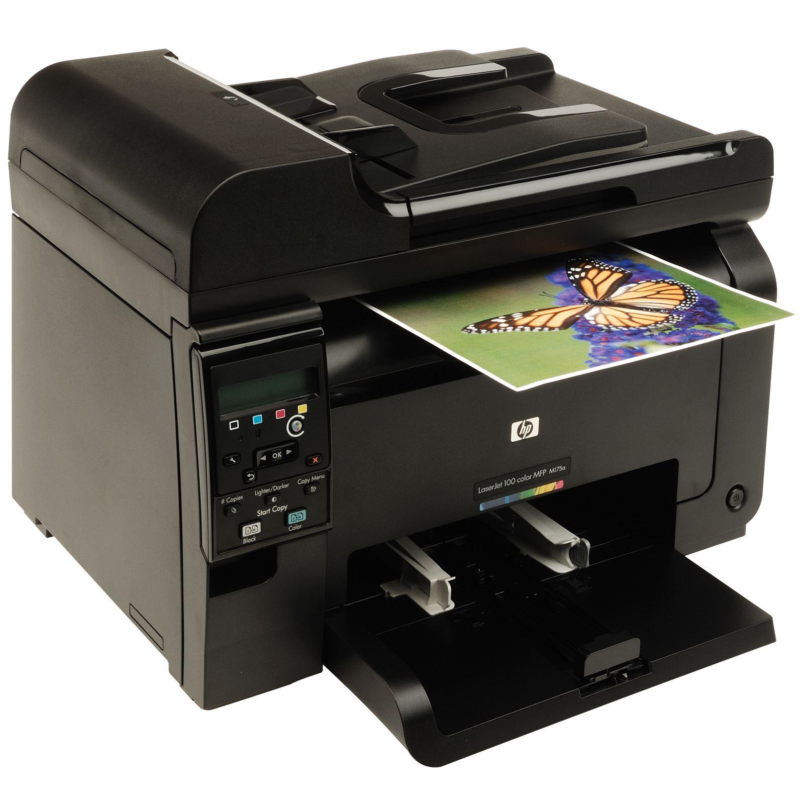MФУ HP LaserJet Pro 100