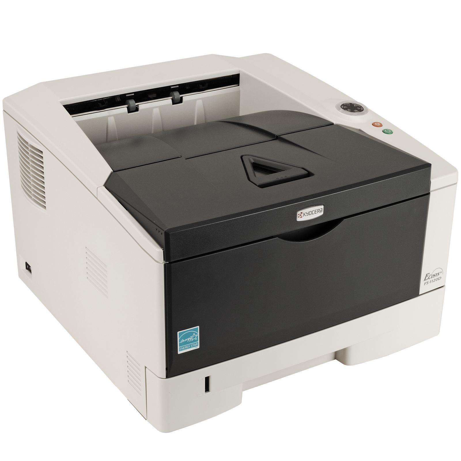 Монохромные лазерные принтеры Kyocera FS-1120 и Kyocera FS-1320D и Kyocera FS-1350DN