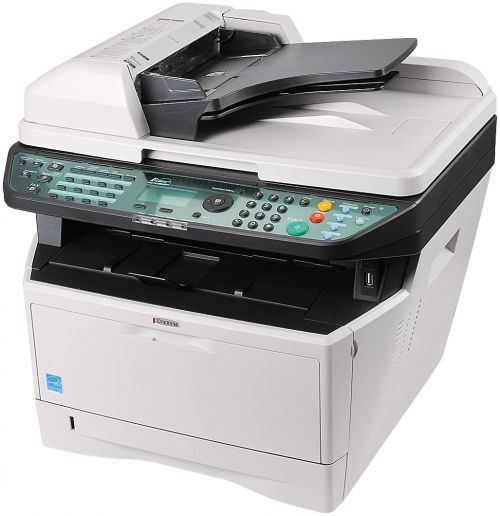 Kyocera Fs-1135Mfp Kx Manual