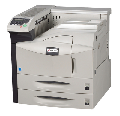Kyocera FS 9130DN и FS-9530DN