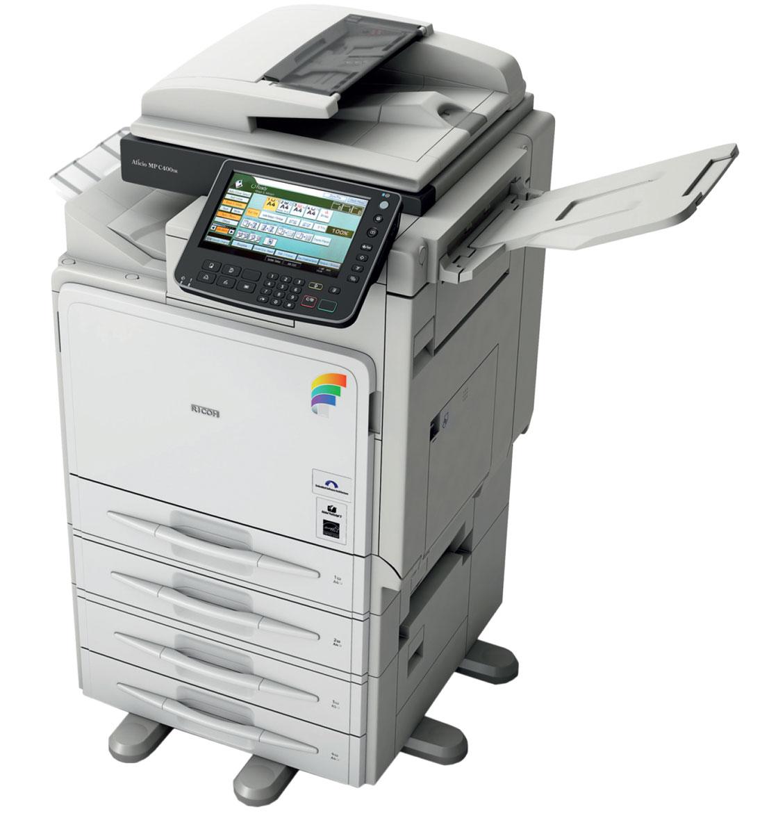 Aficio MP C400