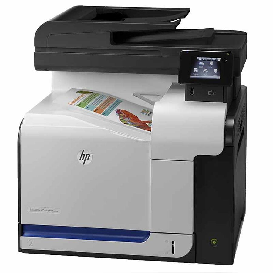 HP LaserJet Pro 500 MFP M521
