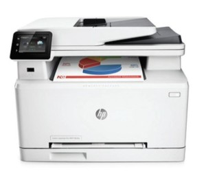 Цветное МФУ HP Color LaserJet Pro M274n